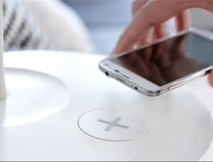 شارژ گوشی هوشمند با مبلمان منزل+تصاویر