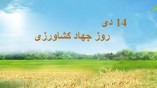 ۱۴ دی؛ روز جهاد کشاورزی