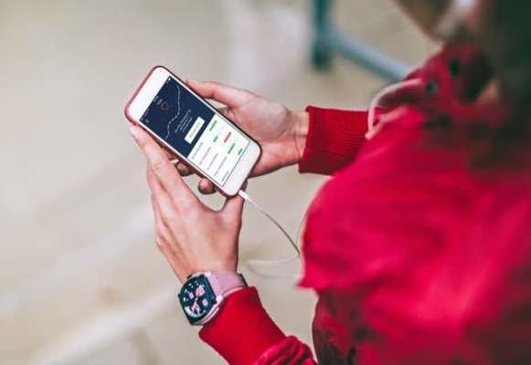 با موبایل آزمایش خون بگیرید