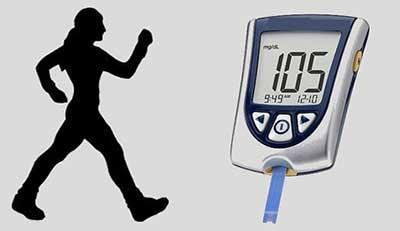 توصیههای ورزشی برای افراد دیابتی