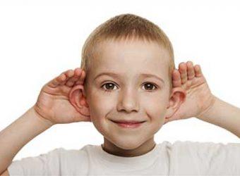 دانستنی های اختلالات شنوایی در کودکان