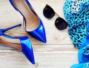 آشنایی با چگونگی ست کردن لباس با کفش بانوان